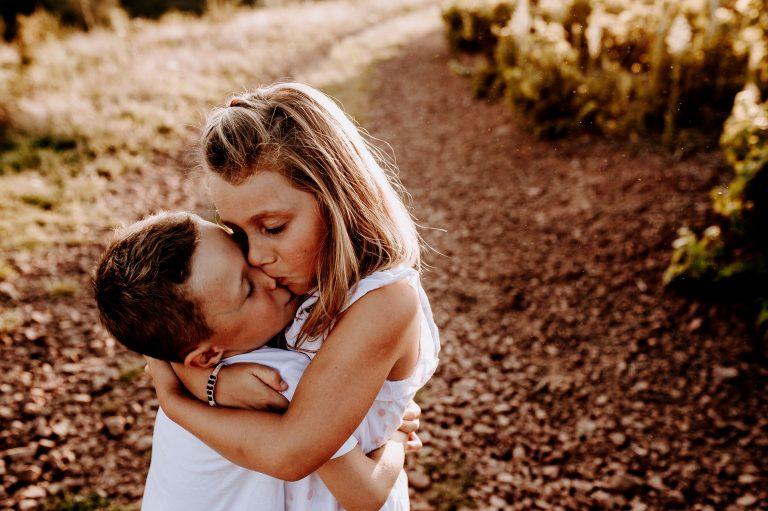 photographe famille frere soeur enfant lyon