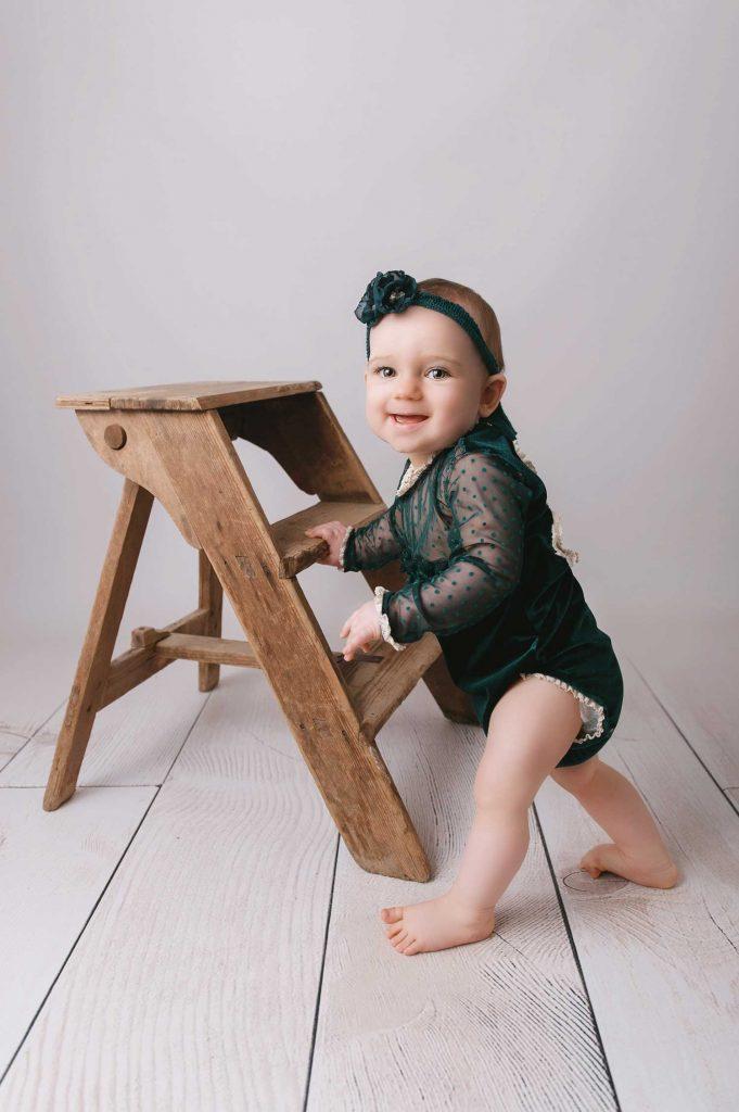 Photographe de bébé studio Villefranche sur Saône Lyon Rhône